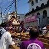 8月25日 相鉄線の西谷駅前 西谷フェスティバルというお祭りに行ってきました
