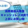 10月1日から!キャッシュレス消費者還元事業を簡単に解説(PayPayと楽天Payの使いわけがお得!)