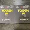 【購入】SONY SDXC UHS-Ⅱ TOUGH SF-Gシリーズ