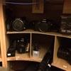 カメラ置き場を整えられました~ヽ(^。^)ノ