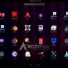 GNOME のアプリケーションメニューのアイコンサイズの変え方が分からない