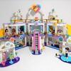 LEGO 41450 ハートレイクシティのうきうきショッピングモール ⑦~⑨ 完成