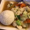 インドネシアの野菜炒め