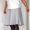 Rcawaii8月のボトムスとマリさんにもらったスカート
