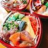 丼丸まるちゃんの海鮮丼を食す。