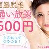 【毎日模写No.9】脱毛 / 300x250 / 30分 / Photoshop only