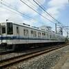 東武8000系 毎日の回送通過
