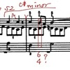 Bach Well-Tempered Klavier I No.4 C# minor Fuga (6)