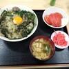 西川口の「あおき食堂」で煮豚丼を食べました★