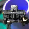 甲府モデル 『シキ180』を作る(ローダウン・補強・回転軸構造変更)その7「ステップとケースとブレーキホース」