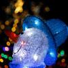 クリスマスイルミネーションを、3本のレンズで撮ってみた