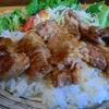 札幌市 カフェ 倫敦館 / 豚肉+バターライス、美味し過ぎる