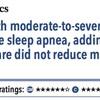 ACPJC:Therapeutics 心血管疾患を合併した中等度以上の睡眠時無呼吸症候群に対するCPAPは心血管イベントを減らさない