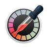 Macなら DigitalColor Meter で画面上のカラーコードをすぐ取得できるよ