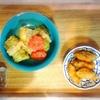牡蠣、ささみフライ、味噌ロールキャベツ、ミートボール