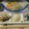 刺身、天ぷら、漁師飯など(居酒屋)