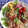 夏はアラブ料理が食べたくなる!ハーブ料理教室を再開します。