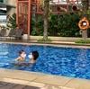 シンガポール旅行記3日目(S.E.A.aquarium、セントーサ島ビーチ)
