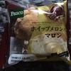 パスコのホイップメロンパンマロン