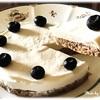 【グルテンフリー】豆腐 & ヨーグルトのレアチーズ風ケーキ