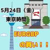 【5/24東京時間】ユーロポンドの買い