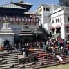 【ネパール】バーニングテンプルことパシュパティナート観光!