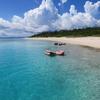 33歳の7月 沖縄旅行記2日目①~水納島で生まれて初めてのシュノーケル