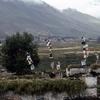 内蒙古からチベット7000キロの旅㊲ 神がいる谷、ラサへ