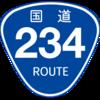 No.128 国道234号