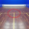 「スカッシュ」と「壁打ちテニス」の違いを決定付ける、たった1つの動き方