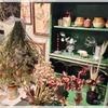 京都御幸町通 1er ETAGE(プルミエ・エタージュ)お茶も飲める「ドライフラワー専門店」で心から癒される