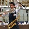 【くずは店スタッフ紹介】上野佑希(うえの ゆうき)管楽器担当