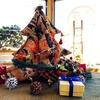福梅のクリスマスツリー