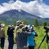 富士山周辺日帰り探鳥会🐤