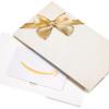 【Amazon】Amazon ギフト券5,000円購入で最大1,000ポイントもらえるキャンペーン!