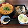 🚩外食日記(13)   宮崎ランチ   「武蔵野天ぷら道場」② より、【親子丼】【ざるそば】‼️