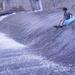 堰堤スライダー!