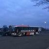 夜行バスで、弘前まで桜を見に行ってきた