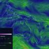 2018/2月 大気汚染&気象