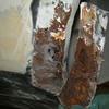1971 マスタングマッハ1 左クォーターパネル1 塗装剥がし