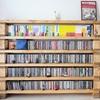2x4材で拡張可能な棚に【本棚】を追加DIY