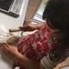 4歳11ヶ月の娘と作る☆初めてのケーキポップ☆