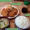 🚩外食日記(543)    宮崎ランチ   「竜宮ラーメン」⑧より、【チキンカツ定食】‼️