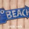 BEACH→