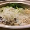 🍲 雪解けふわふわ鍋 とみかん蕎麦 🍊美味しい〜