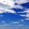 8月8日 曇り時々晴れ 未明に台風5号通過