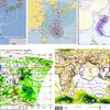 【台風情報】大型で非常に強い台風24号は台風21号と同等以上の勢力で01日に九州へ上陸する予想!その後近畿・北陸へと日本列島を縦断か!?気象庁・米軍・ヨーロッパ・NOAA・韓国の進路予想は?台風の卵も3つ出現!!
