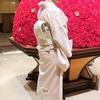 【コーディネート例】着物で新年会へ~色留袖と袋帯で