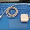 【Surface Pro 7】USB-CでPD充電は60W必要?18Wでも安定利用できた #PR