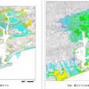 高知市津波浸水予測